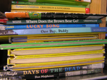 Books, basics, backpacks and more--partners help us stock the store!
