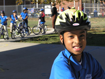 Bikes For Kids provides incentives and new bikes to hardworking students.